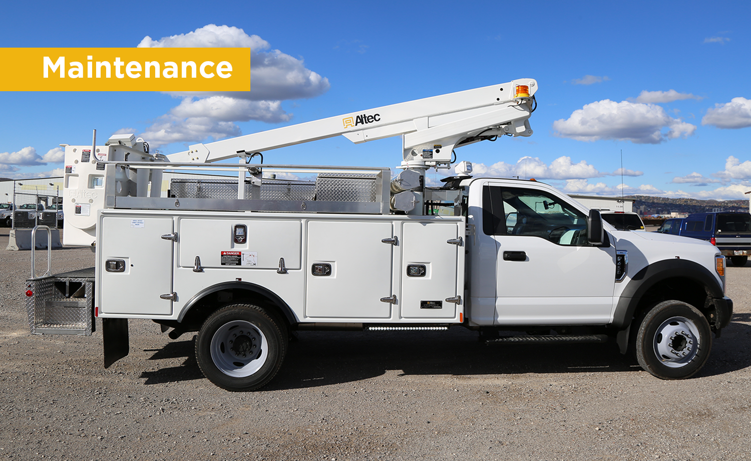 Altec AT200A Introduction to Maintenance - Service Training