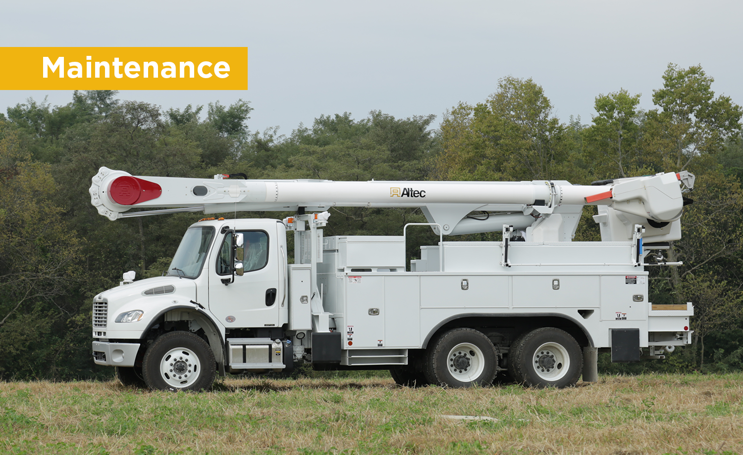 Altec AM50/55/60 Introduction to Maintenance - Service Training