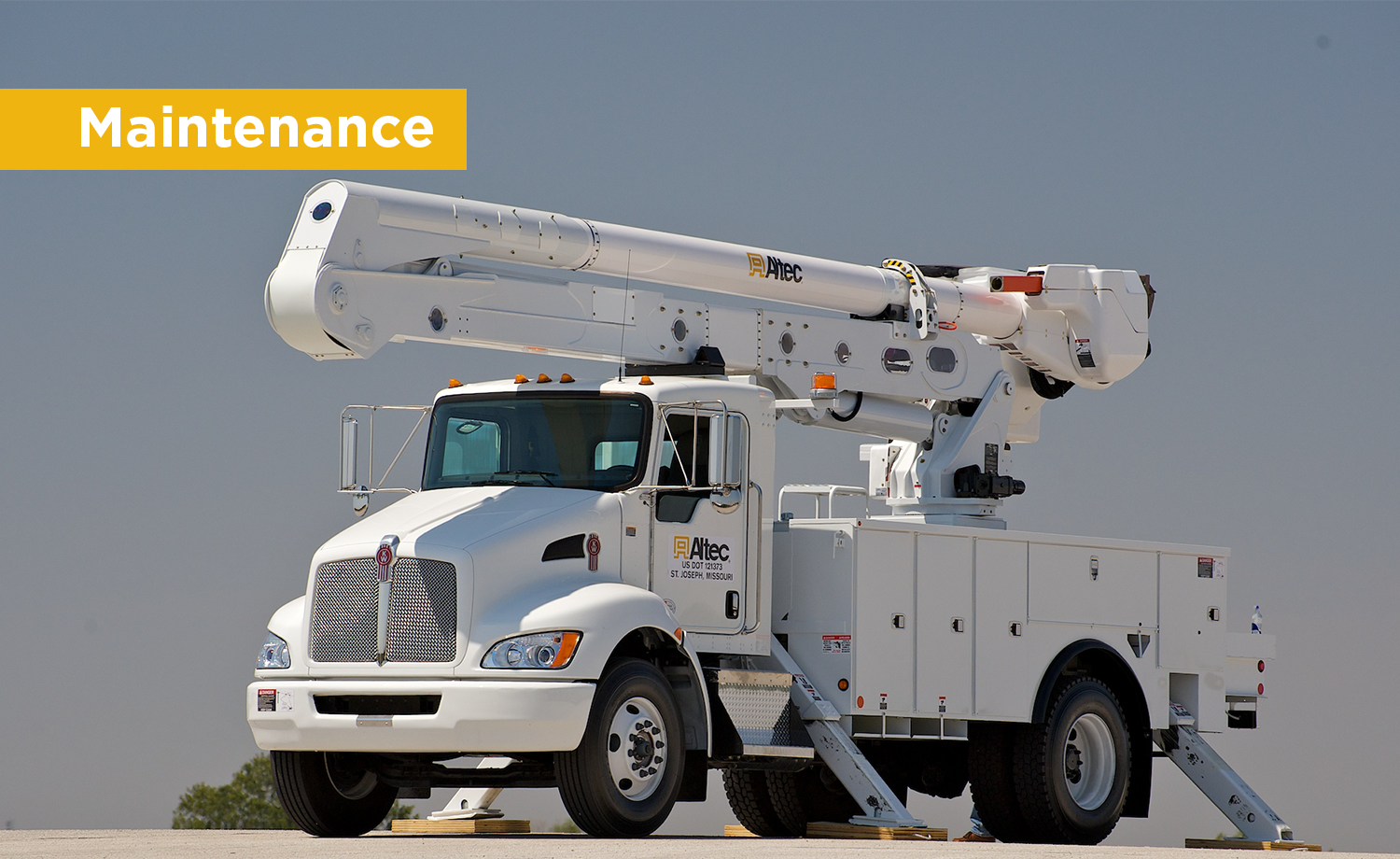 Altec AA/AN/AN-OC Introduction to Maintenance - Service Training