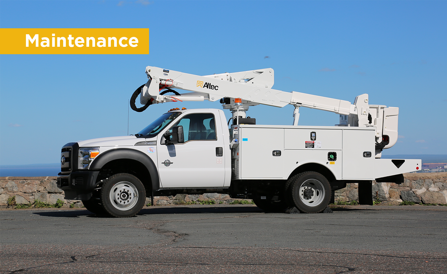 Altec AT30-G/AT35-G/AT37-G Introduction to Maintenance - Service Training