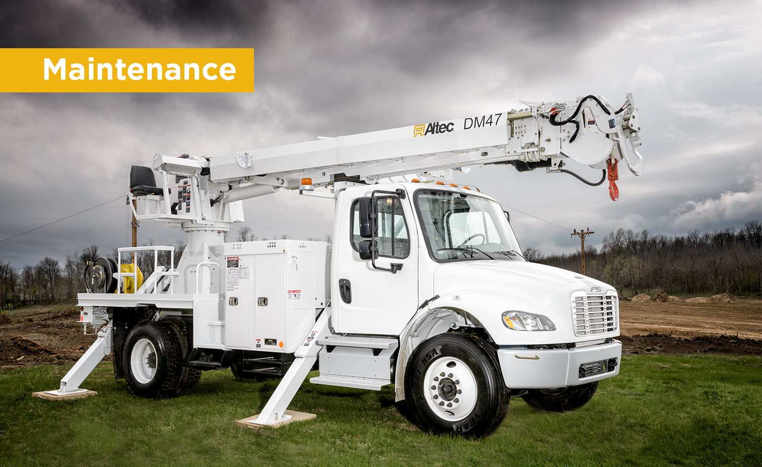 Altec DLB/DMB Introduction to Maintenance - Service Training