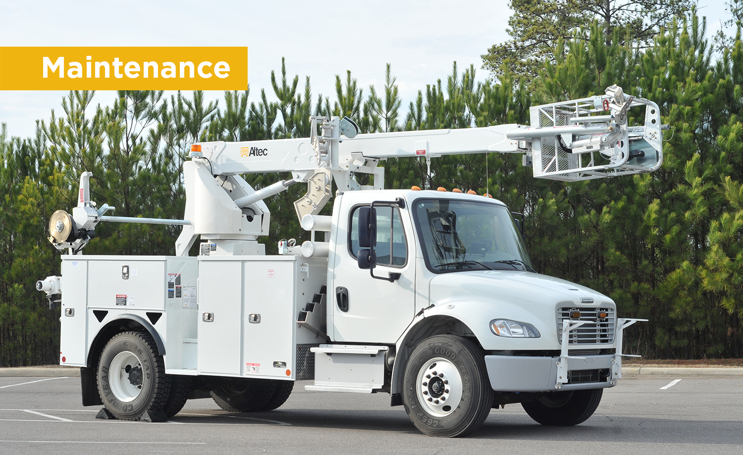 Altec T40P Introduction to Maintenance - Service Training