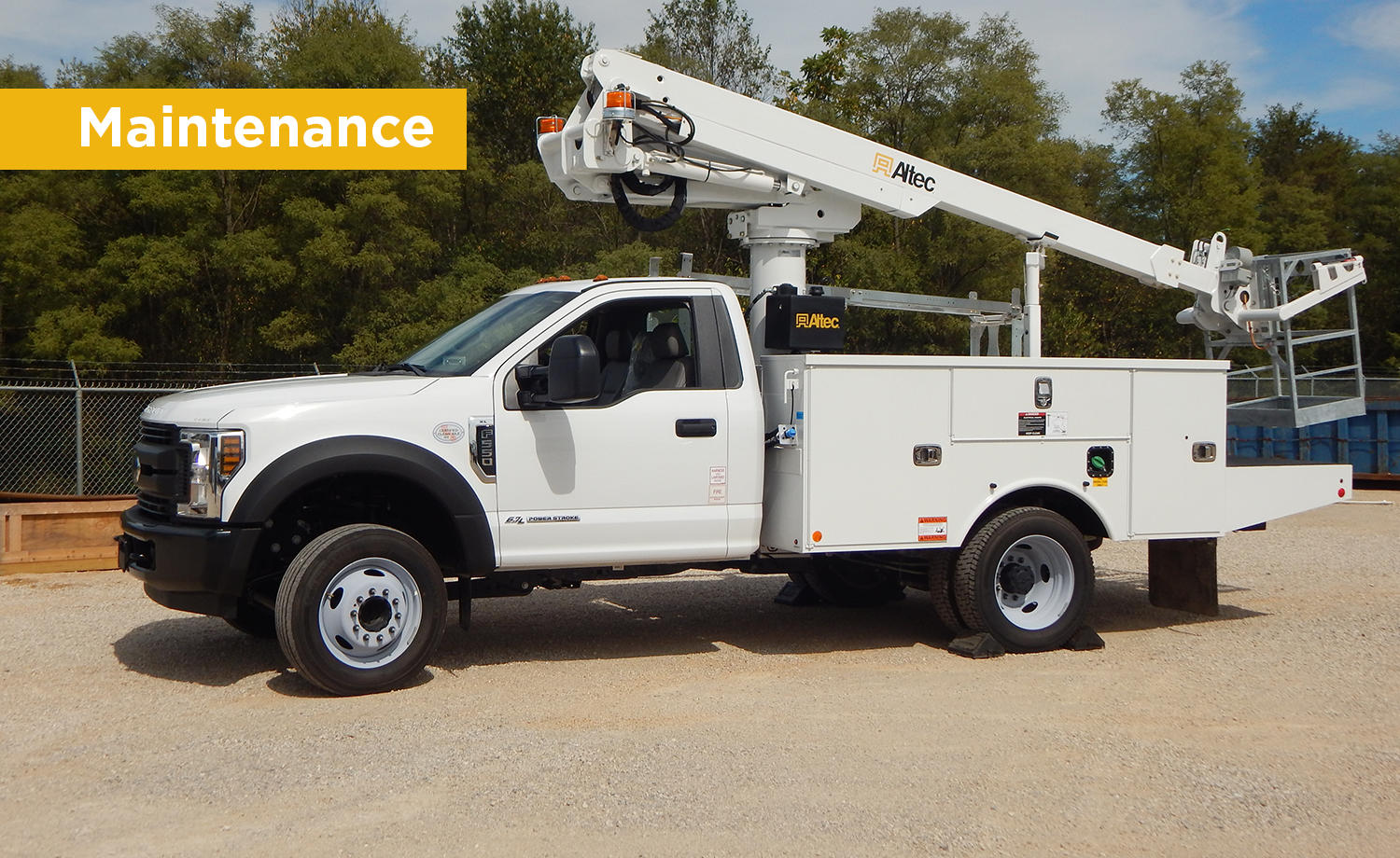 Altec AT235P Introduction to Maintenance - Service Training
