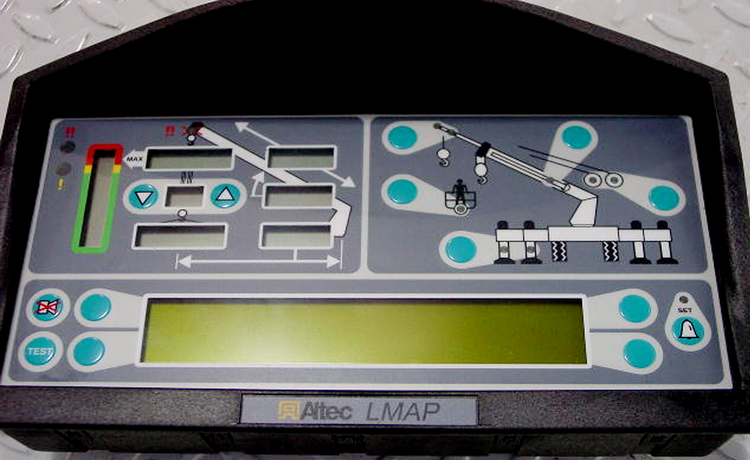 Altec Greer LMAP Basic Operating Procedures